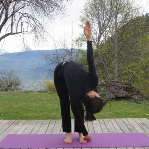 Yoga adultes Cluses yoga de l'énergie