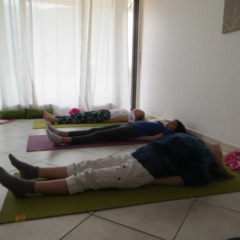 Yoga enfant Cluses