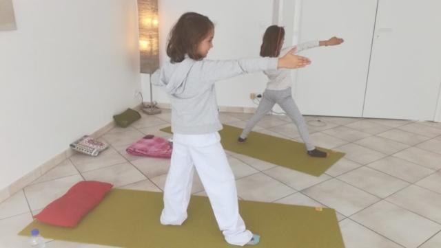 Yoga enfants Cluses