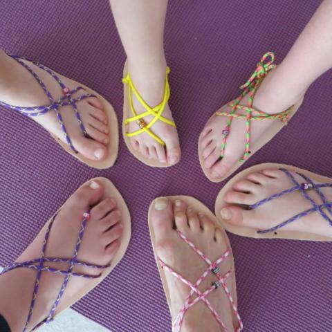 Ateliers yoga enfants Cluses