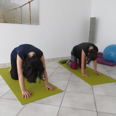 Yoga maternité Cluses